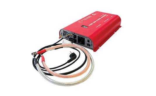 CONVERTISSEUR EZA 1800W ECK ANALOGIQUE PURE SINUS 12V DC/ 230V AC