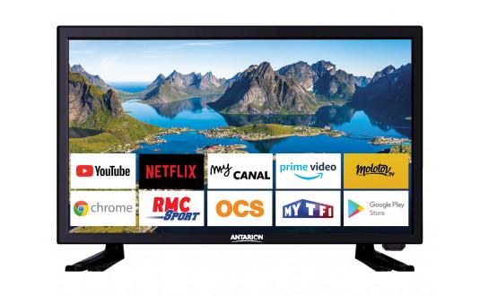 "SMART TV LED 22"" ANTARION"