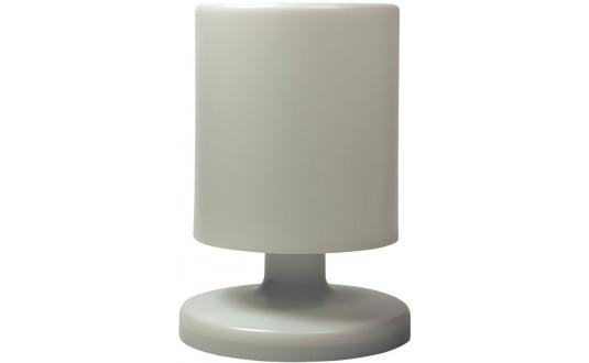 LAMPE DE TABLE BLANCHE 16 X 22 CM ETANCHE