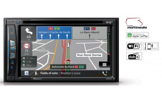 GPS MULTIMEDIA AVIC-Z730DAB-D-BC4 PIONEER