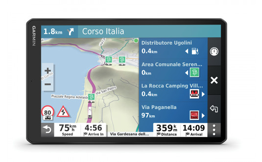 GPS CAMPER 1090 MT-D