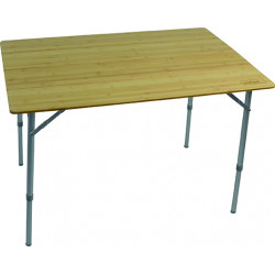 TABLE FLEX BAMBOU 100 x 65 CM SOPLAIR