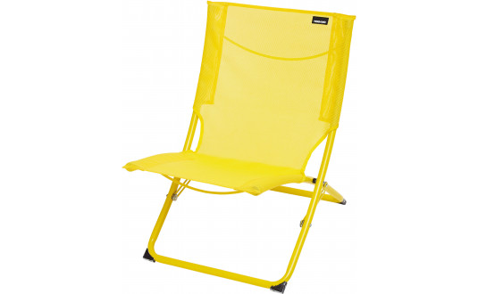 CHAISE PLAGE YELLOW