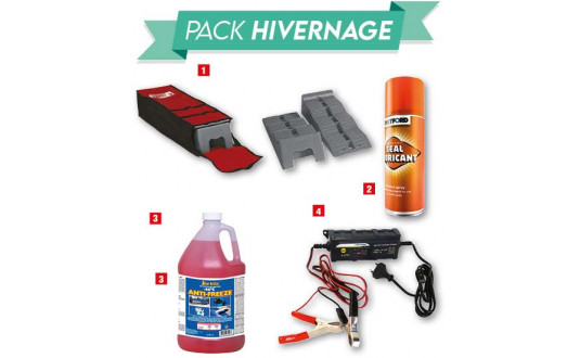 PACK HIVERNAGE