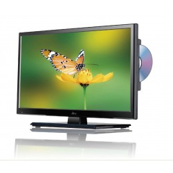 TV 19' MOOVE DVD HD POUR CAMPING-CARS