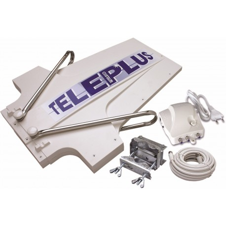 ANTENNE TELEPLUS POUR CAMPING-CARS