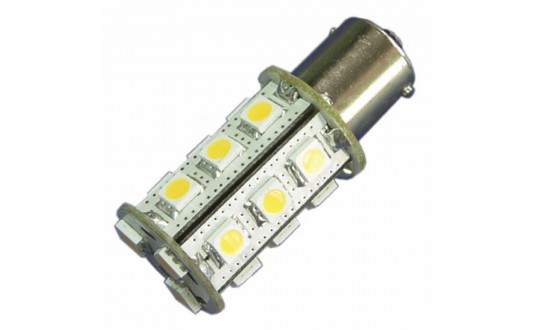 LED MOOVE BA15S 18 LEDS 5050 BC