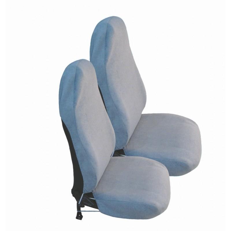 housse ponge universelle argent top accessoires. Black Bedroom Furniture Sets. Home Design Ideas