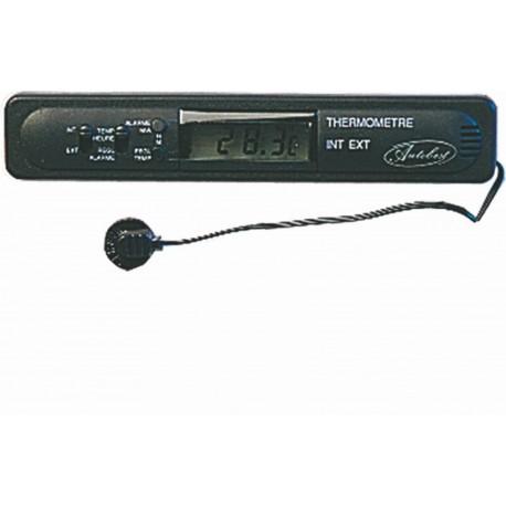 Thermometre int rieur ext rieur top accessoires for Termometre interieur exterieur