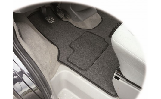 TAPIS DE CABINE HTD LUXE FORD TRANSIT 2000-2006