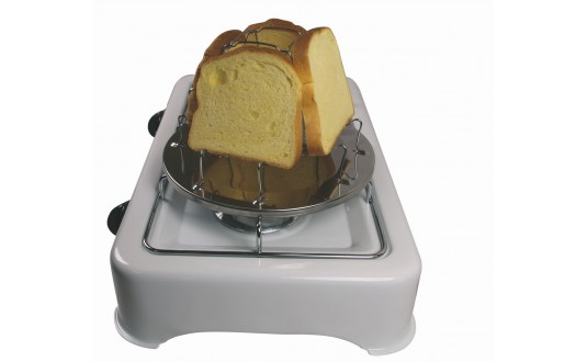 GRILLE PAIN TOASTER DE CAMPING