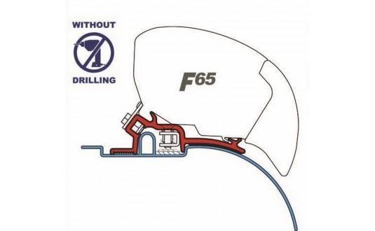 ADAPTATEUR STORE FIAMMA F65 DUCATO / JUMPER / BOXER TOIT HAUT 1994-2006 PAR 2