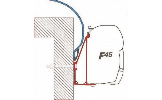 ADAPTATEUR STORE FIAMMA F45 ARCA