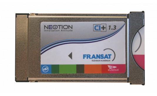ACCESSOIRE TV CARTE FRANTSAT AVEC POWERCAM