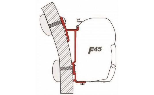 ADAPTATEUR STORE FIAMMA F45 HYMER S-E KLASSE 450 2 + 2