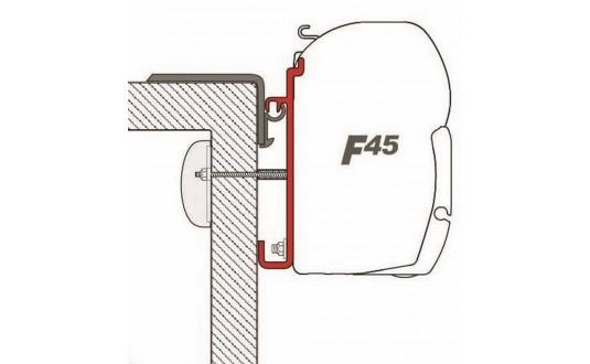 ADAPTATEUR STORE FIAMMA F45 RAPIDO 7-8 2 + 1