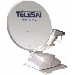ANTENNE AUTOMATIQUE TELECO TELESAT 85 CM + DEMO HD