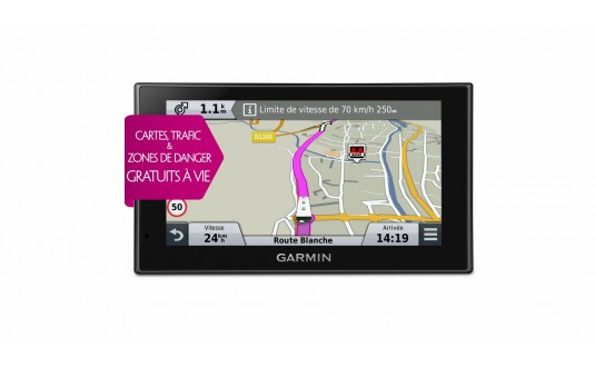 GPS GARMIN CAMPER 660 LMT