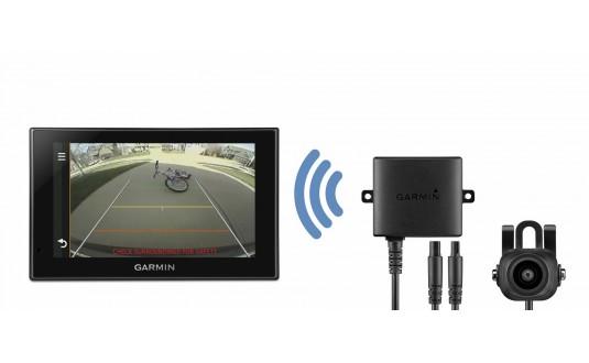 GPS GARMIN CAMPER 660 LMT + CAMÉRA DE RECUL GARMIN BC30 SANS FIL
