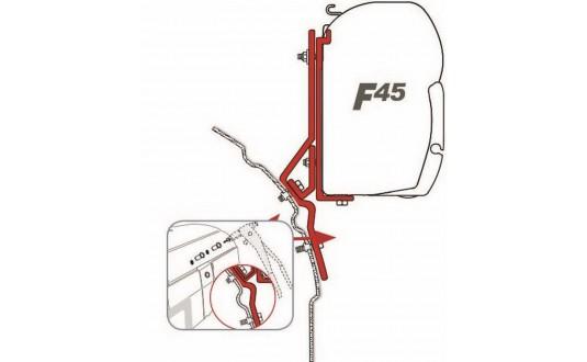 ADAPTATEUR STORE FIAMMA F45 VW T4 & VW T4 BARRE DE TOIT PAR 2