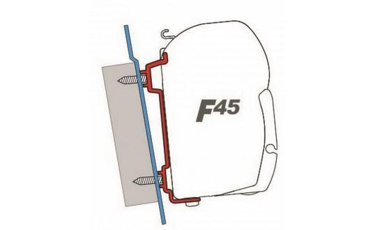 ADAPTATEUR STORE FIAMMA F45 FORD TRANSIT TOIT HAUT SPRINTER / VW CRAFTER PAR 2