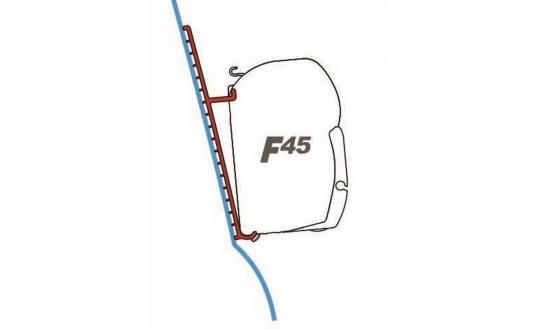 ADAPTATEUR STORE FIAMMA F45 TOIT FIBRE DE VERRE PAR 2