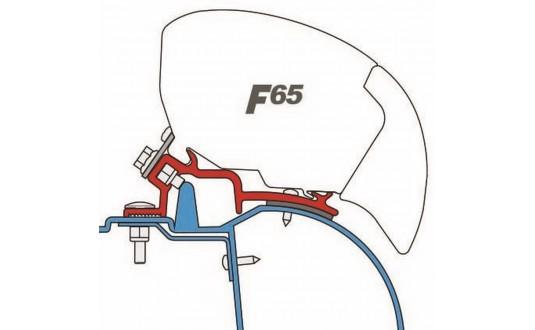 ADAPTATEUR STORE FIAMMA F65 MASTER / MOVANO / INTERSTAR H2 2 + 1