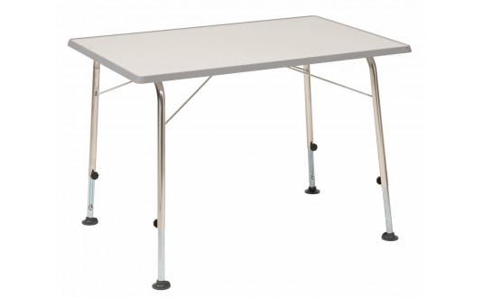 TABLE PIEDS REGLABLES 115 X 70 POUR CAMPING