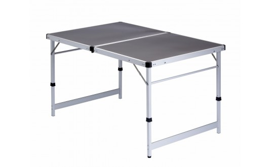 TABLE PLIANTE DE CAMPING ISABELLA 120 X 80