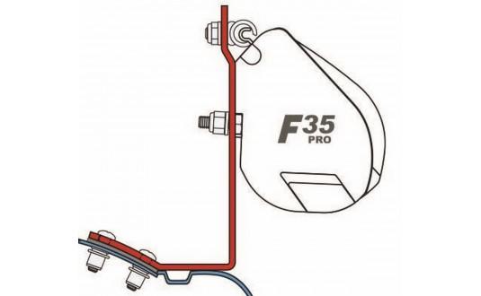 ADAPTATEUR STORE FIAMMA F35 PRO VITO JUSQU'À 2004 PAR 2