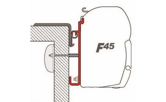 ADAPTATEUR STORE FIAMMA F45 RAPIDO 9 2 + 2