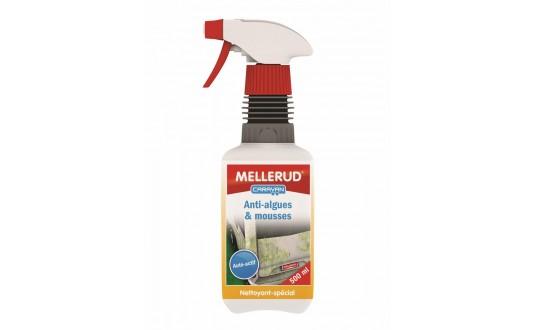PRODUIT D\'ENTRETIEN MELLERUD ANTI ALGUE & MOUSSE 0,5 L