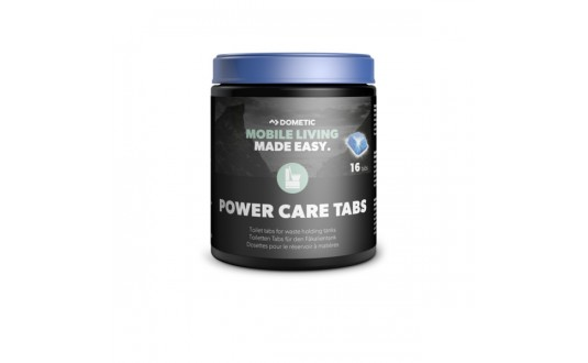 POWER CARE TABS PAR 16 DOMETIC