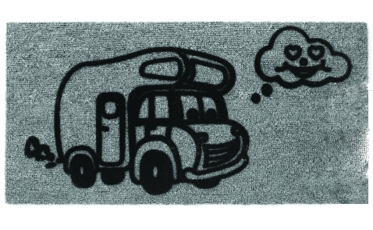 TAPIS DE CABINE DERBY CAMPING-CAR