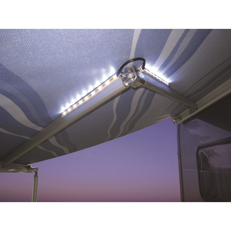 clairage de store led fiamma awning arms led 12v top. Black Bedroom Furniture Sets. Home Design Ideas