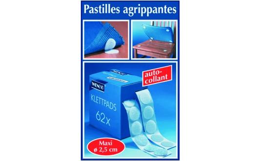 PASTILLE AUTOCOLLANTE PAR 62