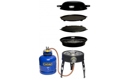BARBECUE CADAC SAFARI CHEF POUR CAMPING