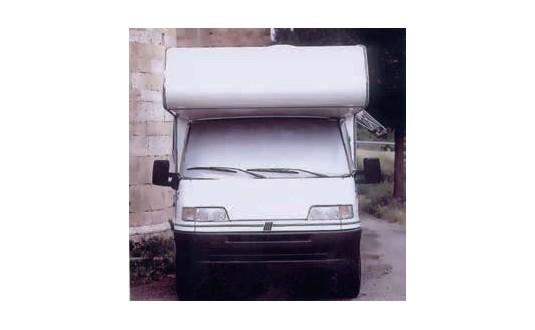 ISOLANT EXTÉRIEUR 8 COUCHES CABINE CAMPING CAR FORD TRANSIT DE 2000 À 2014