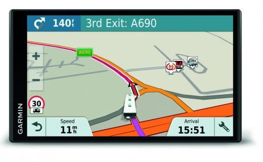 """GPS TOURER ONE AVTEX 7"""""""