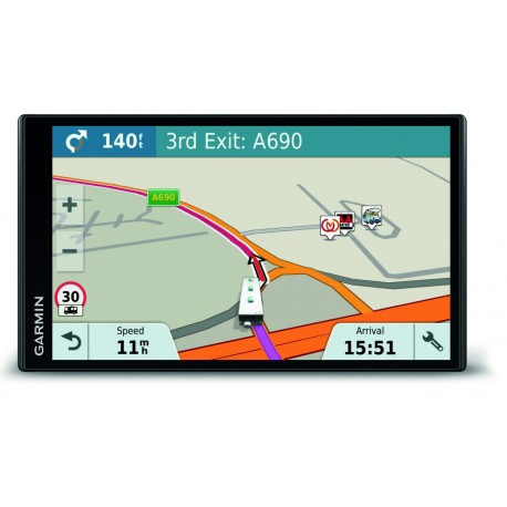 GPS TOURER ONE AVTEX 7""