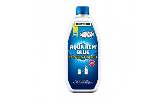 AQUA KEM BLUE CONCENTRE 0.78L