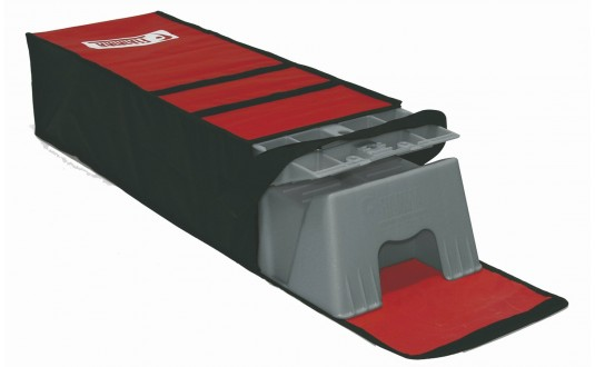 CALE CAMPING-CAR FIAMMA LEVEL UP JUMBO PAR 2 + SAC