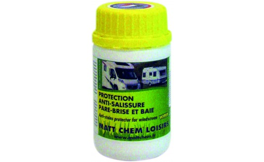 PROTECTION ANTI-SALISSURE DEPERLANT PARE-BRISE FLACON 125ML