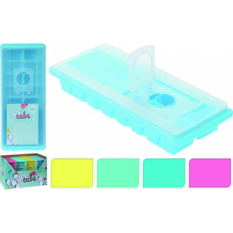 bac a glacons couvercle 4 coloris assortis top accessoires. Black Bedroom Furniture Sets. Home Design Ideas