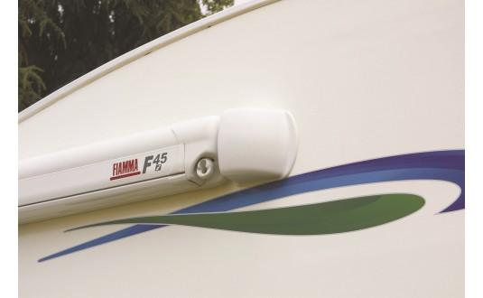 F45 TI/TIL BLANC SPOILER S