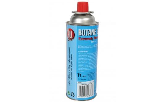 CARTOUCHE BUTANE GAZ 227 GR POUR RECHAUD