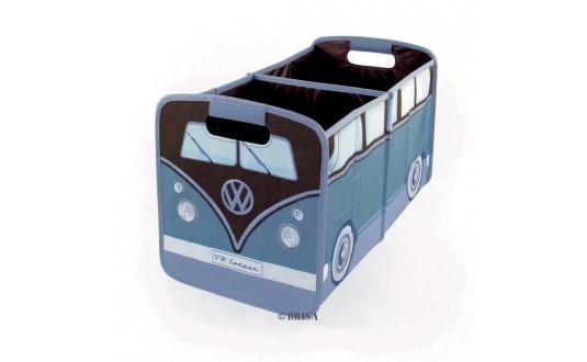 CAR BOX VW BLEU