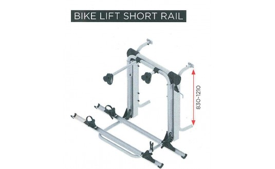 BIKE LIFT SHORT RAIL