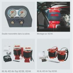 RENFORT DE SUSPENSION À AIR AIRTOP X2-44 (6198)