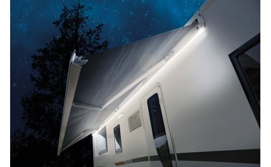 ÉCLAIRAGE DE STORE À LED PROSTOR BANDE 4 M + PROFILE ANODISE